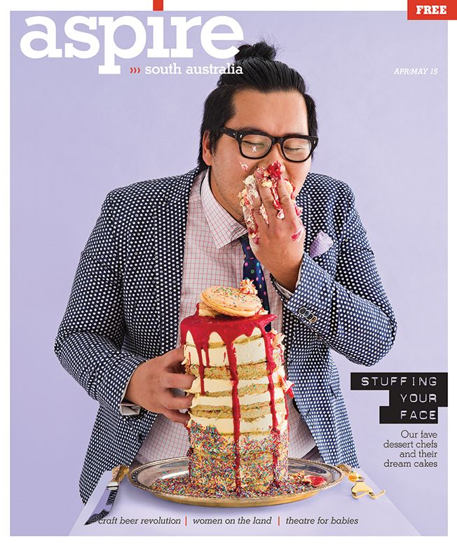 ASPIRE Magazine | April/May 2015 issue cover