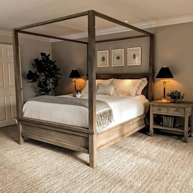 Farmhouse Canopy Bed Discount Bedroom Furniture Farmhouse Canopy Beds Bedding Master Bedroom