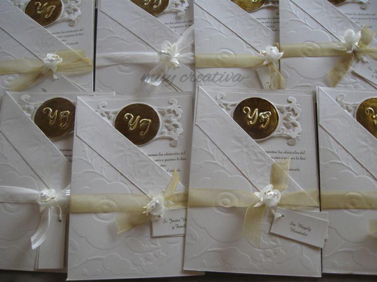 37 best images about tarjetas bodas on pinterest luxury - Modelos de tarjetas de boda ...