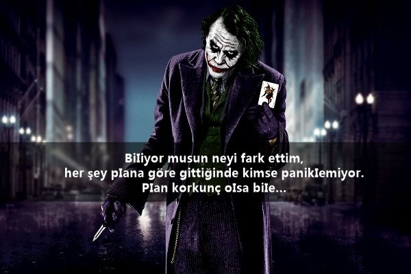 Sayfamızda Joker Sözleri yer alır.