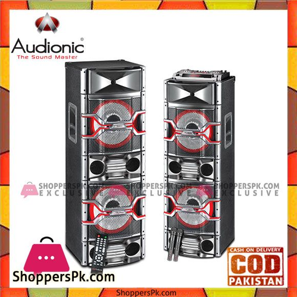 Buy Audionic Speakers 2 0 Dj 400s At Best Price In Pakistan With