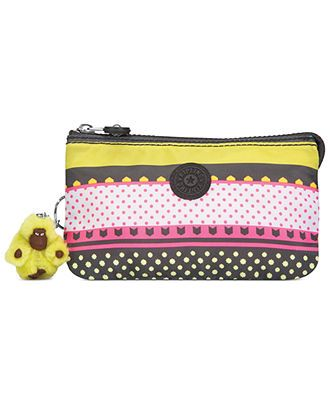 $21 Kipling Handbag, 3 Pocket Cosmetic Case - Sale & Clearance - Handbags & Accessories - Macy's