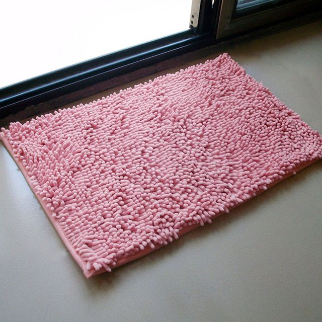 3 Sizes Bath Mat Bathroom Carpet Bathroom Mat For Toilet Bathroom