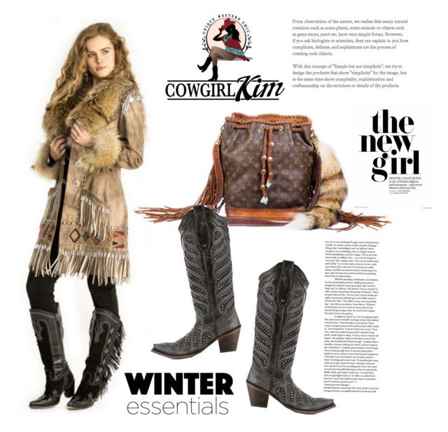 """""""SHOP - Cowgirl Kim Unique Western Chic"""" by cowgirlkim ❤ liked on Polyvore featuring Double D Ranch"""