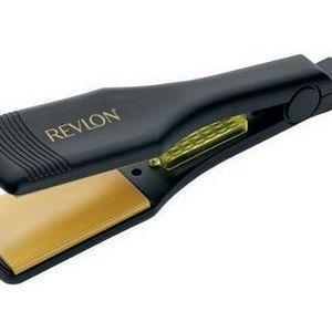 "Revlon Perfect Heat 2-1/4"" Ceramic Flat Iron"