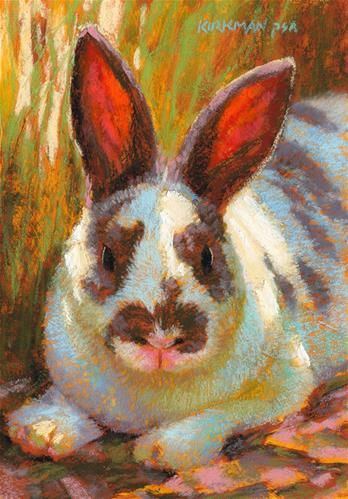 DPW  Original Fine Art Auction - Easter Vacation - © Rita Kirkman