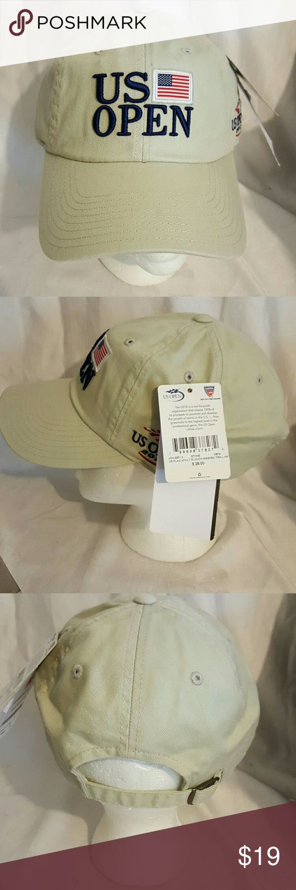 US Open 2014 Baseball cap Adjustable American Needle Accessories Hats