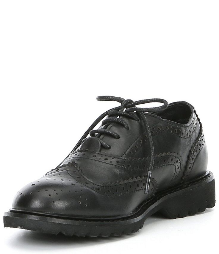 Kenneth Cole New York Boys' Wing Brogue Oxford (Toddler ...