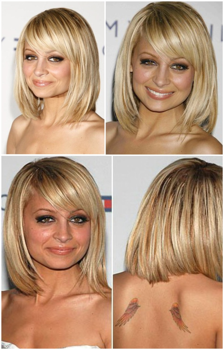 Medium-length Haircut