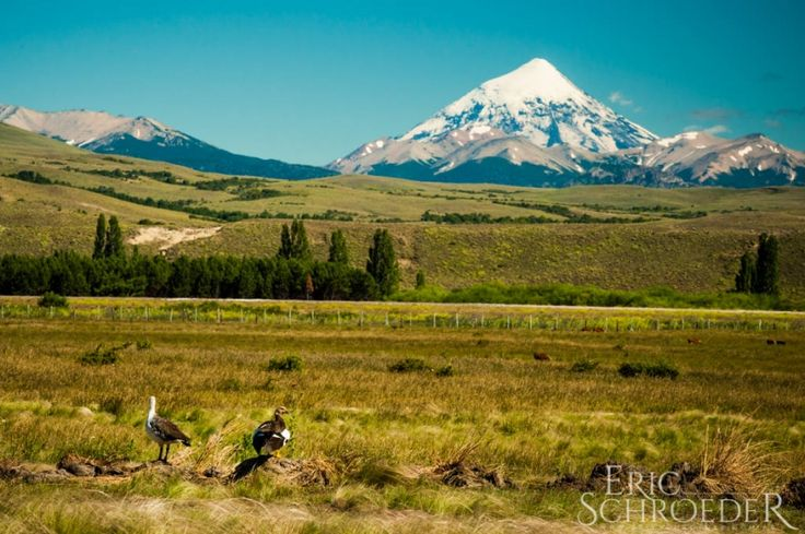 Lanin Volcano Photography | San Martin de los Andes Patagonia Argentina | Image gallery | Photographer from Patagonia Argentina, Eric Schroe...