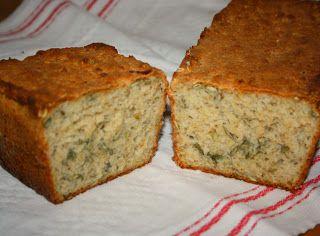 Ruokasurffausta: Gluteeniton kurpitsansiemen-vuokaleipä