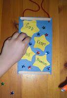 Joyful Socks Mom: FREE Craft: God Keeps His Promises Banner