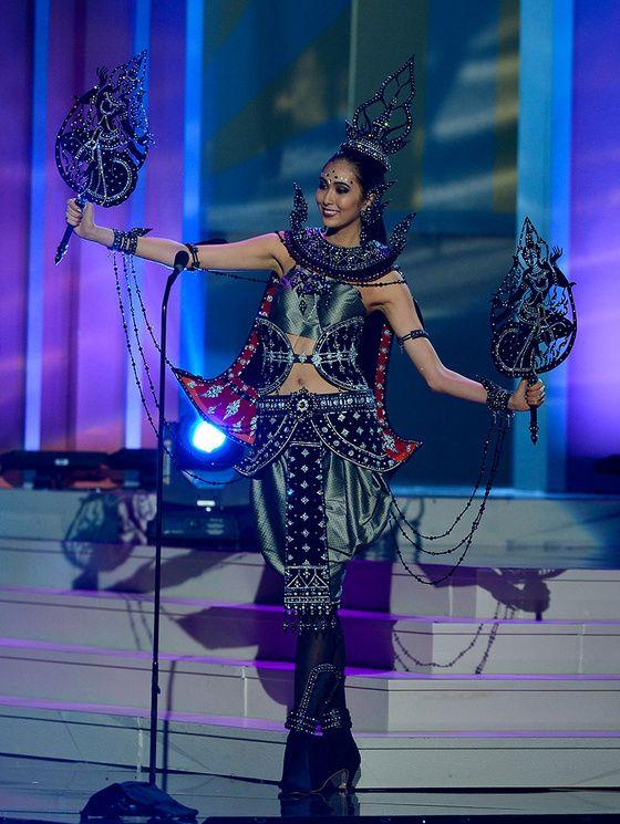 miss univers 2015 costumes nationaux 32 Thaïlande