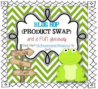 Blog Hop. Product Swap, and WINNERS CHOICE GIVEAWAY!!  Runs until Monday August 19th! http://heaveningrade7.blogspot.ca/2013/08/blog-post.html
