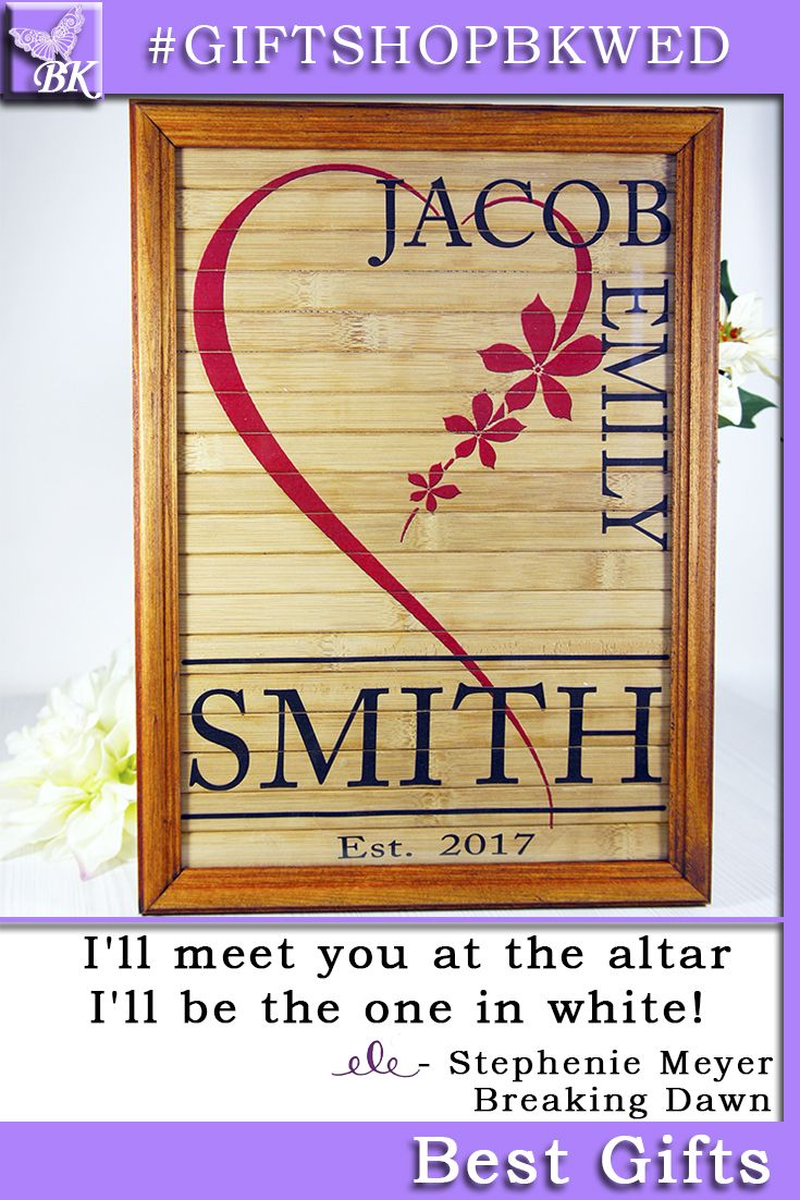 Excellent choice for a memorable gift. Perfect for wedding couples, for holidays, for employee recognition, for birthday, as a Christmas gift, a gift for a housewarming, etc. Ideal for wall decoration in interior! #giftshopbkwed #wedding #photo #frame #ceremony #personalized #gift #rustic #Bride #Groom #His #Her #mr #mrs #anniversary #custom #monogram #wood #wooden #diy #shabbychic #favor #love #tree #decor #shabby #chic #home #ideas #nature
