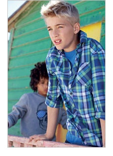 Nextdirect.com  - really cute boys clothes and good prices!!  :-)