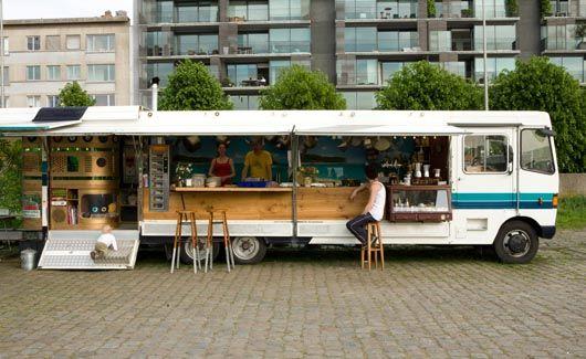 lekkermakery - mobile kitchen/restaurant/music bar