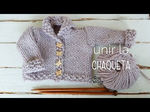 1000 images about jerseys bebe on pinterest patrones knitting and knitted baby - Tejer chaqueta bebe 6 meses ...