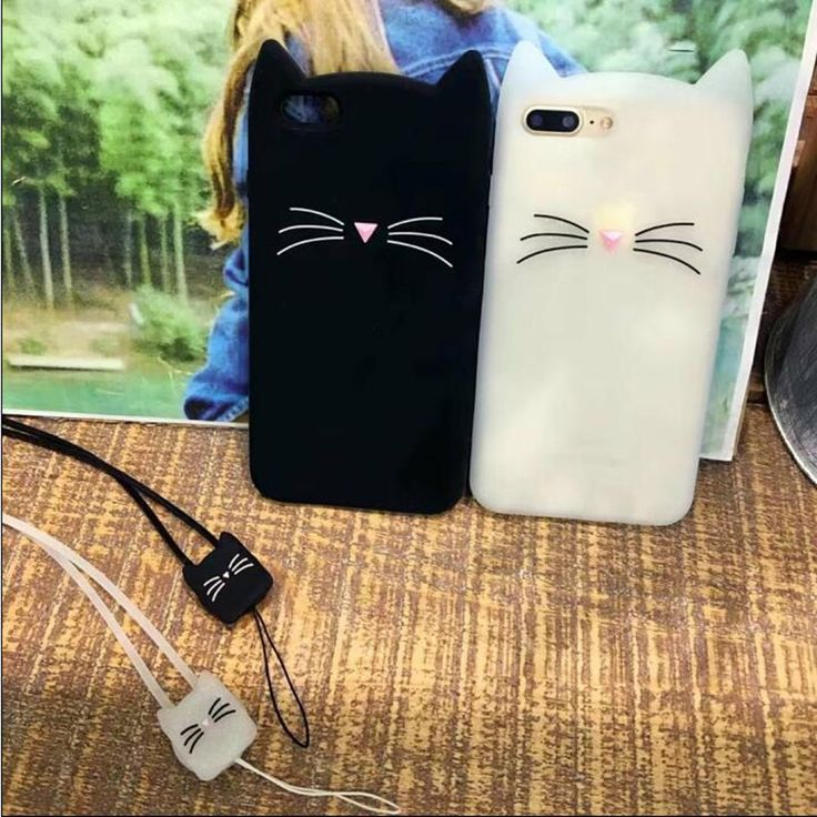 Cheap case for samsung galaxy, Buy Quality case for samsung directly from China phone cases Suppliers: Lanyard+3D Cartoon Black white Cat Beard Soft Silicone Phone Case for Samsung GALAXY A3 A5 A7 J1 J310 J5 J7 Prime 2015/2016/2017