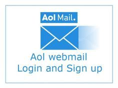 Aol webmail | Login and Sign up - TrendEbook
