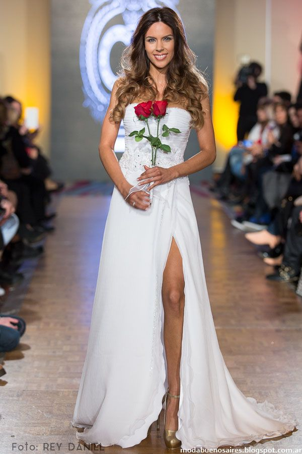 Moda y Tendencias en Buenos Aires : CLAUDIO COSANO PRIMAVERA VERANO 2016 - LA JAULA DE LA MODA FASHION DAYS