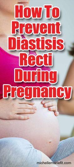 What To Avoid To Decrease Chances Of Getting Diastis Recti