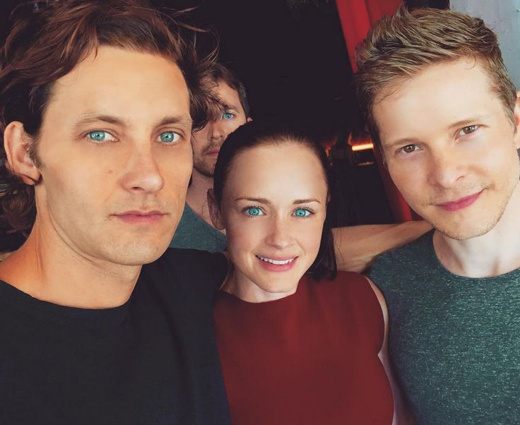 Finn, Rory, and Logan - the eyes!!