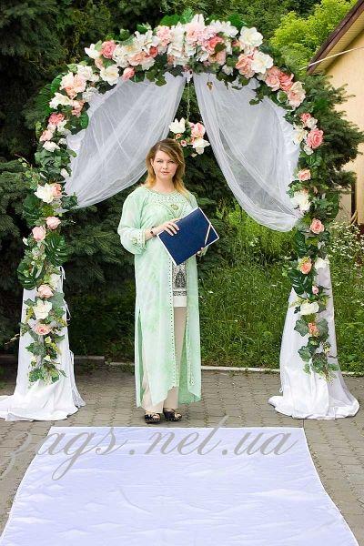 Картинки по запросу выездная церемония арка