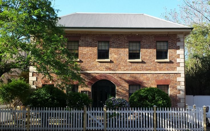The First Kings School – Harrisford House Parramatta. First lessons were in 1832.