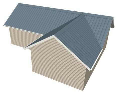 L Shaped Roof Designs Gallery