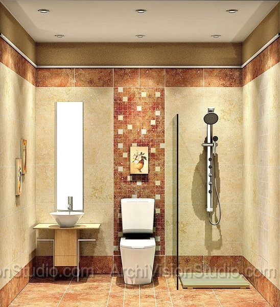 Jack N Jill Bathroom Design Ideas, Www.archivisionstudio.com