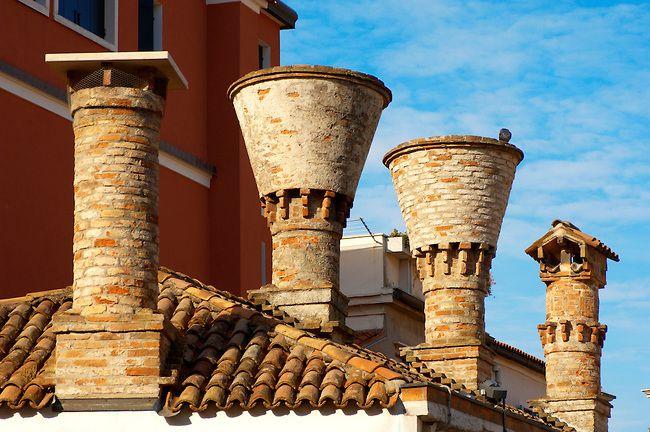 85 Best Chimneys Amp Chimney Pots Images On Pinterest