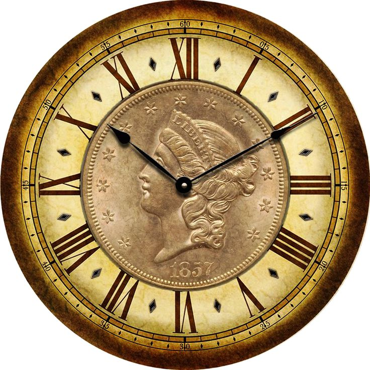80 best New Products Wall Clocks images on Pinterest | Wall clocks ...