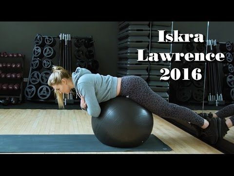 Watch Iskra Lawrence's Ab Workout For Tightening Your Waist | GETTING ACTIVE - Episode 015 - YouTube