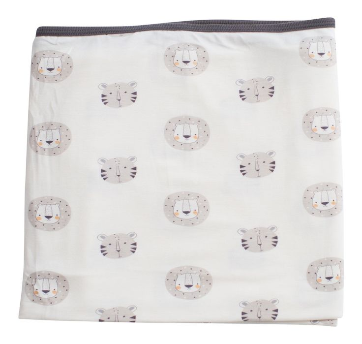 Lions and Tigers Blanket