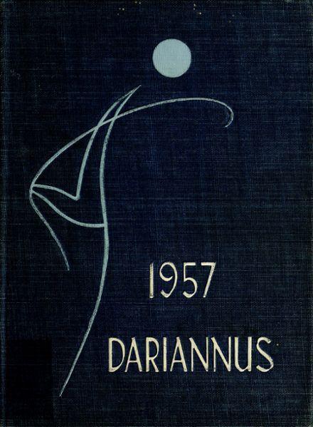 1957 Darien High School Yearbook Online, Darien CT - Classmates