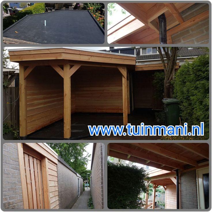 59 beste afbeeldingen van houten veranda terrasoverkapping tuinmani veranda - Prieel frame van ...