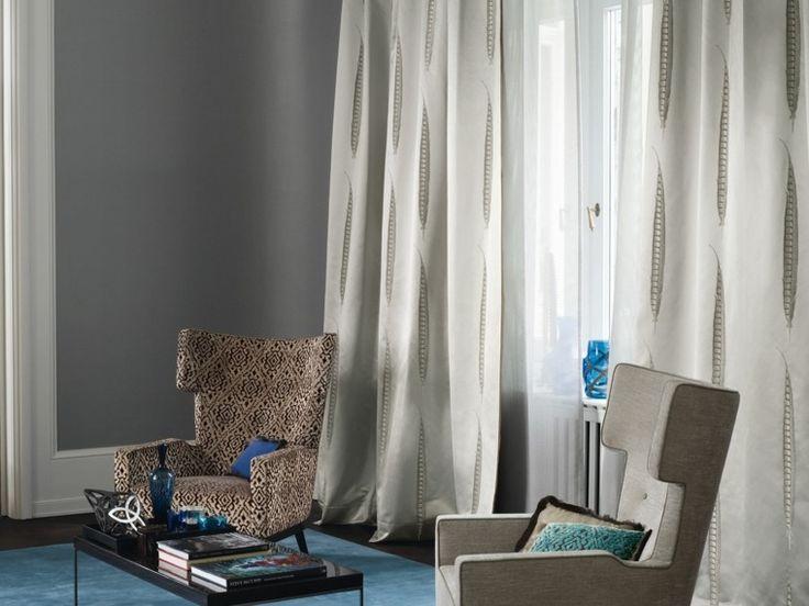 moda telas cortinas