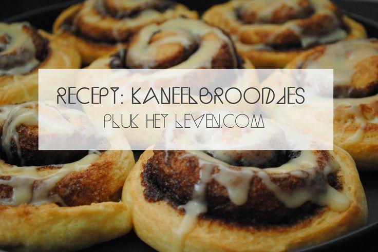 Recept: kaneelbroodjes - http://plukhetleven.next-chapter.nl/recept-kaneelbroodjes/