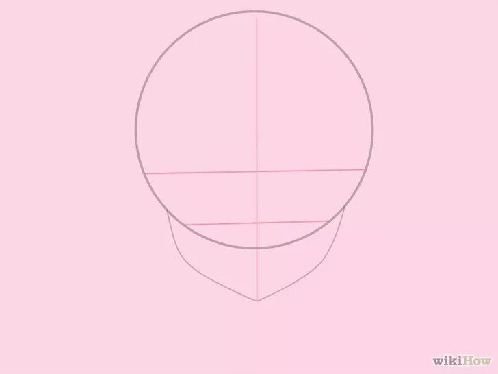 Imagen titulada Draw Hatsune Miku Step 3