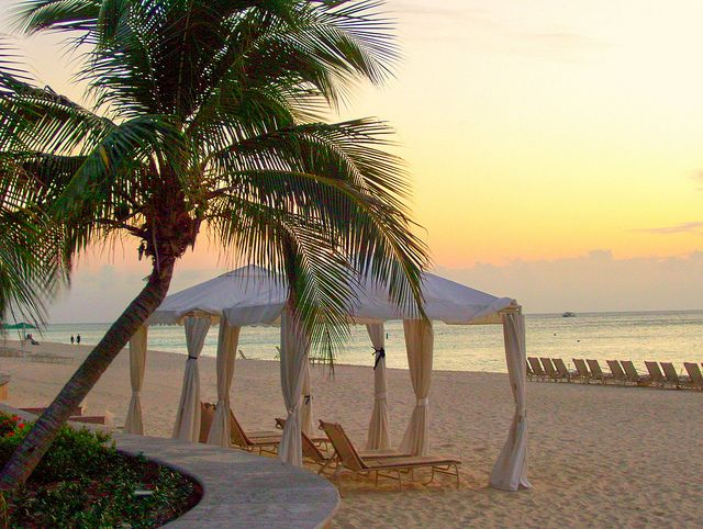"CAYMAN ISLAND DREAMS by carolynthepilot, via Flickr. ""Tropical Island Sunset on the Seven Mile Beach, of the Grand Cayman Island. A Carribean Paradise.""  This should definitely be a part of the honey moon"
