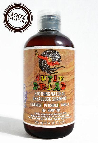 Super Dread Residue Free Natural Dreadlock Shampoo - Hemp, Lavender, Patchouli, Vanilla - Anti Dandruff + Dry scalp, 100% Vegan, 100% Natural, No synthetic chemicals, UK Natural Dreads locs Shampoo, Flower fragrance Handmade Organic Dreadlocks Shampoo, Super Dread Dreadlocks Review the best Dreadlockshampoo number one 1 Dreadshampoo superdread natural dreadlock shampoo, natural dread shampoo, liquid dreadlocks shampoo, biodegradable shampoo, Hemp Shampoo, Lavender, Patchouli, Vanilla, Nag…