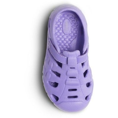 Toddler Girls' Surprize by Stride Rite Venecia Land & Water Shoes - Purple 12