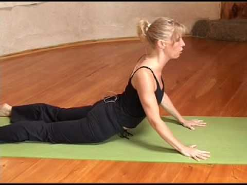 Yoga for asthma - this is NOT a substitute for medical treatment!!!
