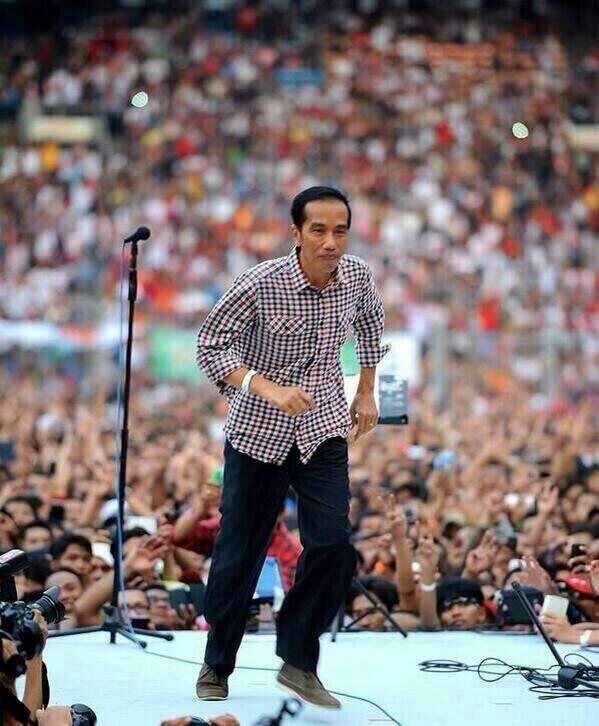 Mr Joko Widodo - My President :)