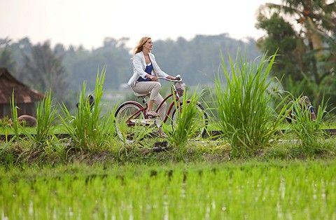 Julia Roberts in Bali