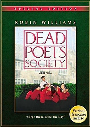 Dead Poets Society Robin Williams, Robert Sean Leonard, Ethan Hawke, Josh Charles, Gale Hansen, Dylan Kussman, Allelon Ruggiero, James Waterson, Norman Lloyd, Kurtwood Smith