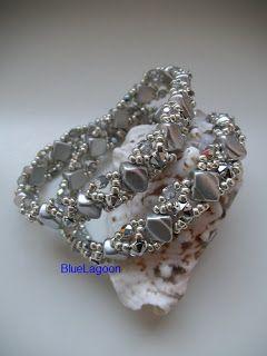 BlueLagoon: Coronets Wrap Bracelet