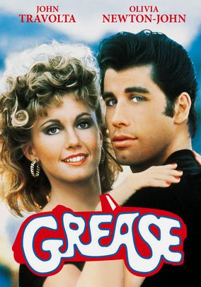 Grease- I would imagine I have seen this movie over 1000 times. I know every..single.. word..Who didn't have a dance routine to Grease Lightning? :)