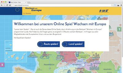 Online-Spiel: Wachsen mit Europa